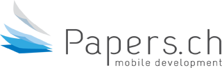 papers.ch – Swiss mobile development | Android & iPhone Apps